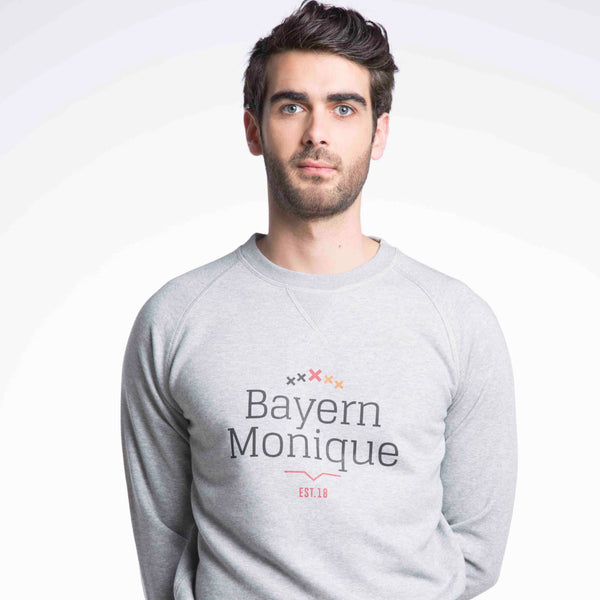 BAYERN MONIQUE sweat homme