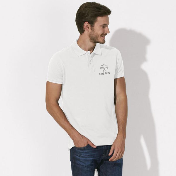 BRAD PITCH polo homme