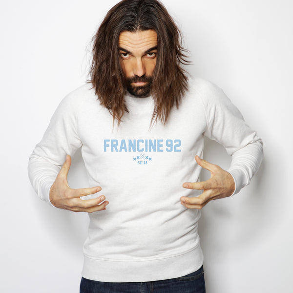 FRANCINE 92 sweat homme