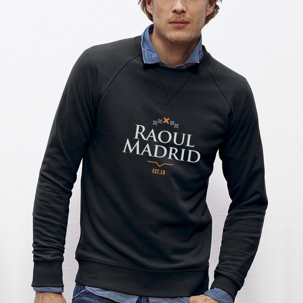 RAOUL MADRID sweat homme