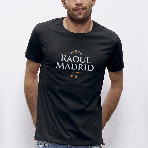 RAOUL MADRID t-shirt homme