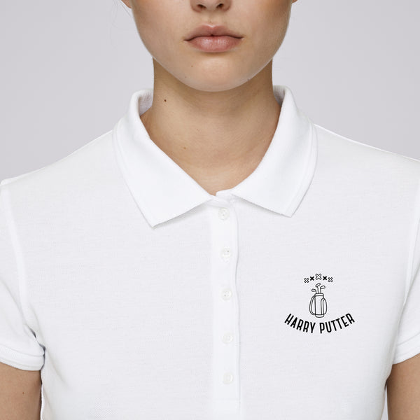 HARRY PUTTER polo femme