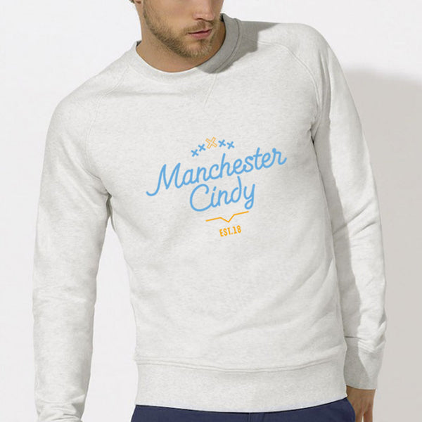 MANCHESTER CINDY sweat homme