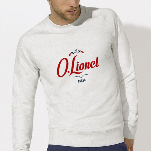O.LIONEL sweat homme