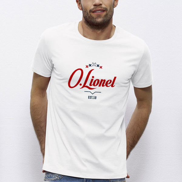 O.LIONEL t-shirt homme
