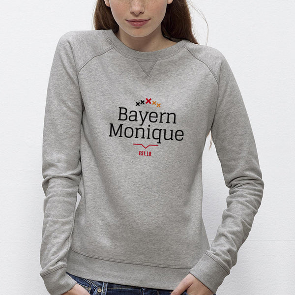 BAYERN MONIQUE sweat femme
