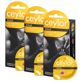 ceylor Gold 12er Tripple Packung (36 Kondome)