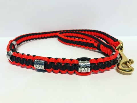 Custom Duck Band Dog Leashes
