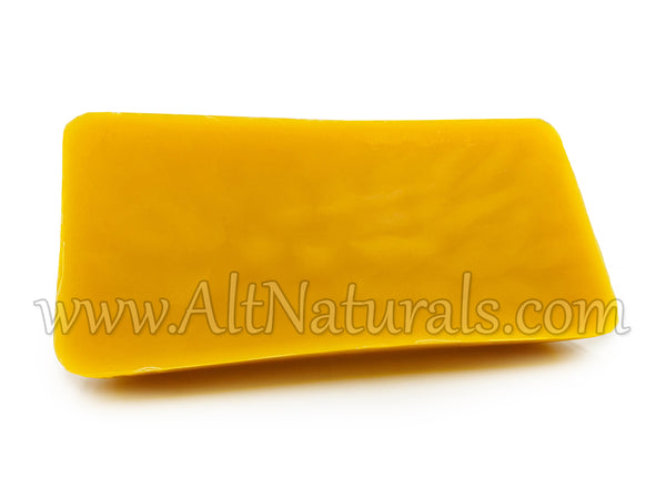 Pure, Yellow Beeswax Blocks