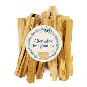 Palo Santo, Holy Wood Incense Sticks (Pack of 2 Ounces, or 4 Ounces)