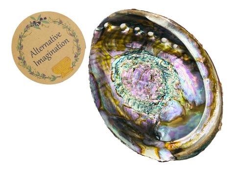 "Mini Abalone Shell (4"") Standard"