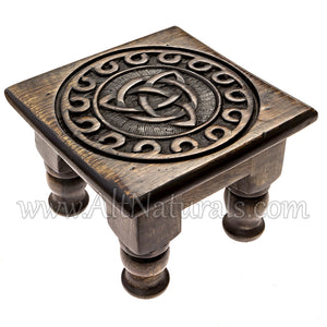 The Triquetra Altar Table