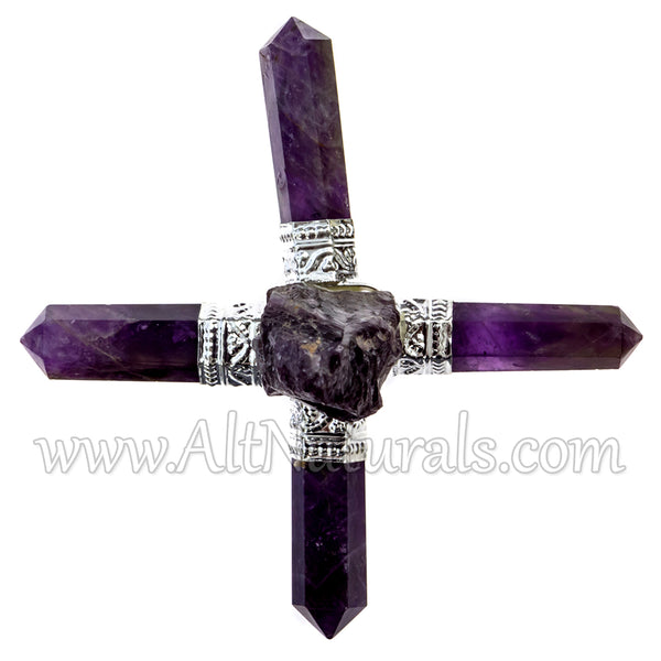 Amethyst Four Point Energy Generator