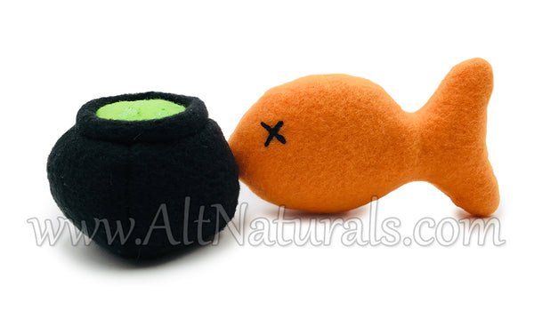 Catnip Toys, made with 100% Natural Catnip