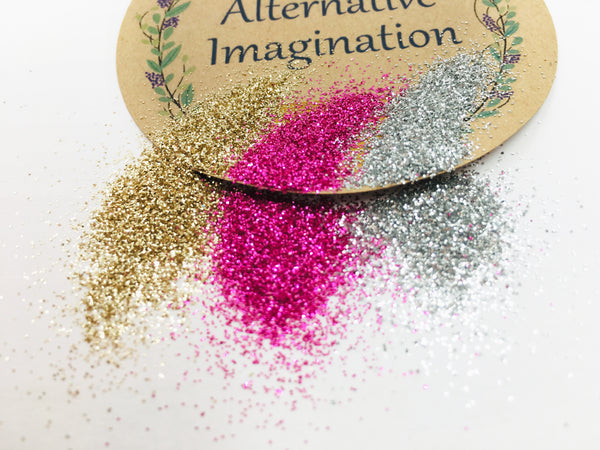✨ Biodegradable Glitter! ✨