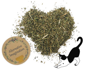 Premium Dried Catnip Leaves & Bits