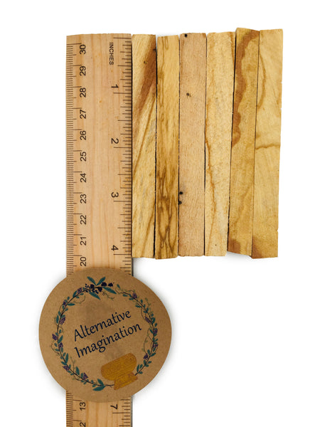 Palo Santo, Holy Wood Incense Sticks (Pack of 6 MILLED)