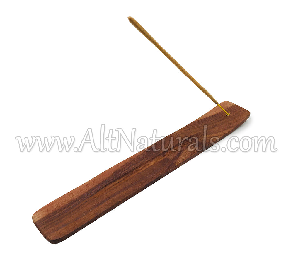 Wood Tray Incense Holder