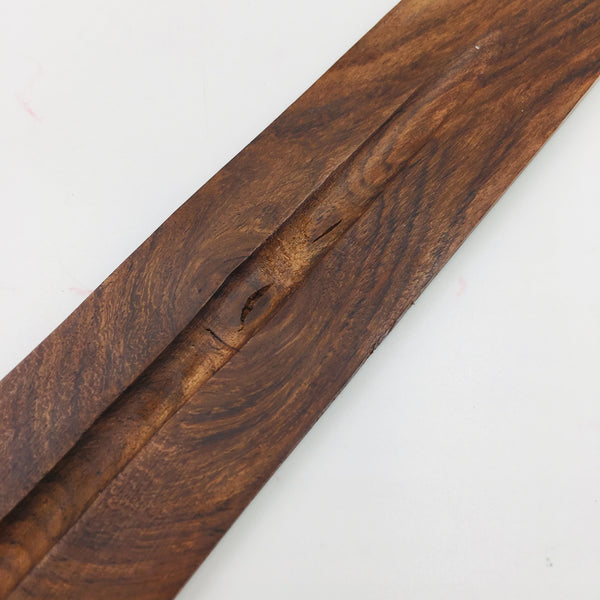 Wood Tray Incense Holder (Clearance)