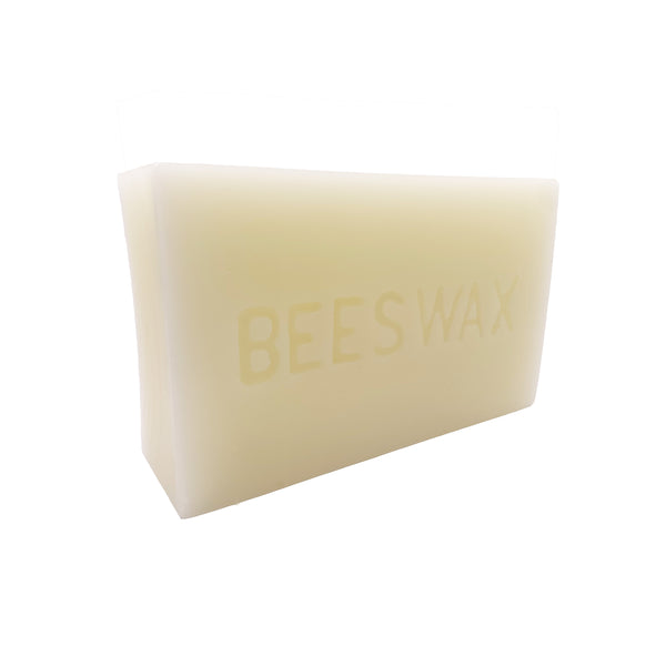 Pure, White Ivory Beeswax Blocks