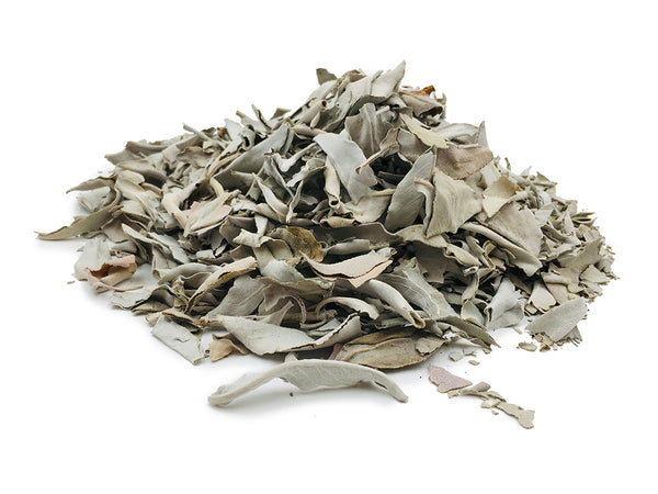 2 Ounces of Loose California White Sage Leaves