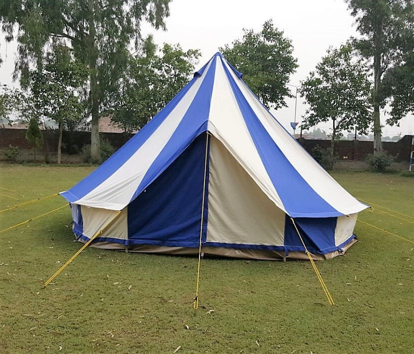 Blue Bell tent 4 Meter 4M Ultimate ZIG Zipped-in Ground sheet & Blue Bell tent 4 Meter 4M Ultimate ZIG Zipped-in Ground sheet ...