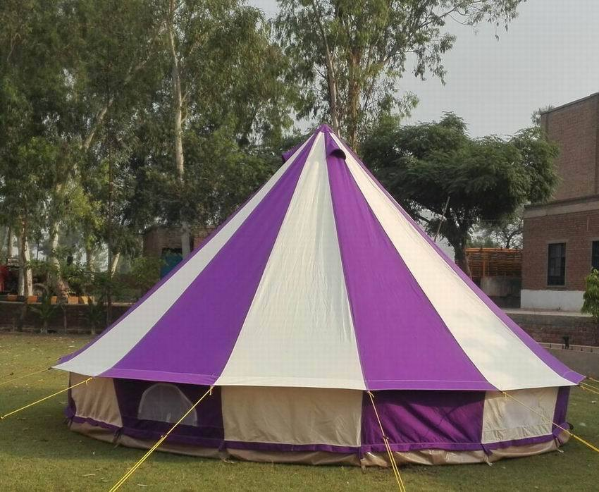 Purple Bell tent 5 Meter 5M Ultimate ZIG Zipped-in Ground sheet : groundsheet for tent - memphite.com