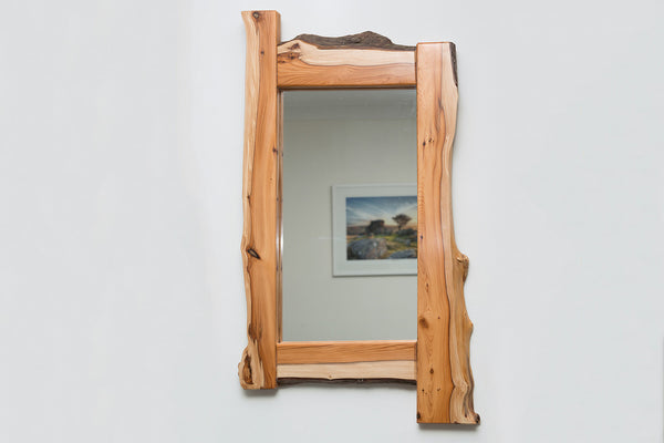 Yew Mirror - Individually Designed