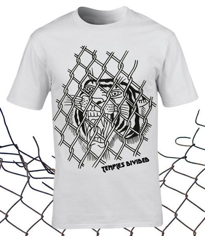 DAVIDE TC  White Tiger Tee