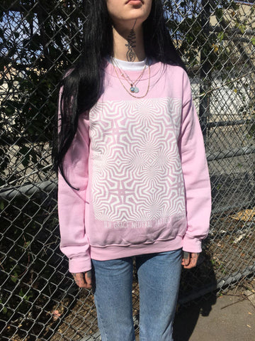 GRACE NEUTRAL 11:11 SWEATER in Pastel Pink UNISEX