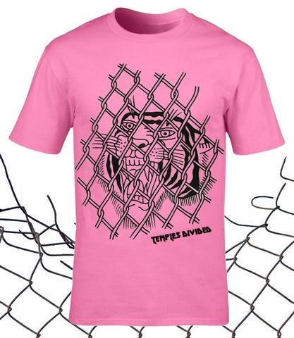 DAVIDE TC Tiger Pink Tee
