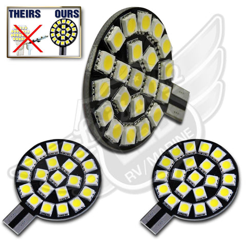 T10 T15 Natural White LED Light Bulb 921 194 912