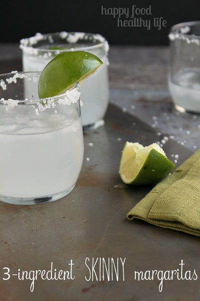 3 Ingredient Skinny Margarita Recipe