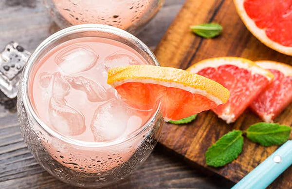 Paloma Drink Recipe - Refreshing Low Calorie Tequila Cocktail!