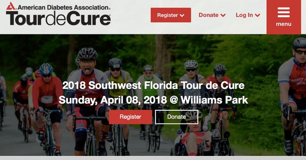 2018 Southwest Florida TOUR de CURE