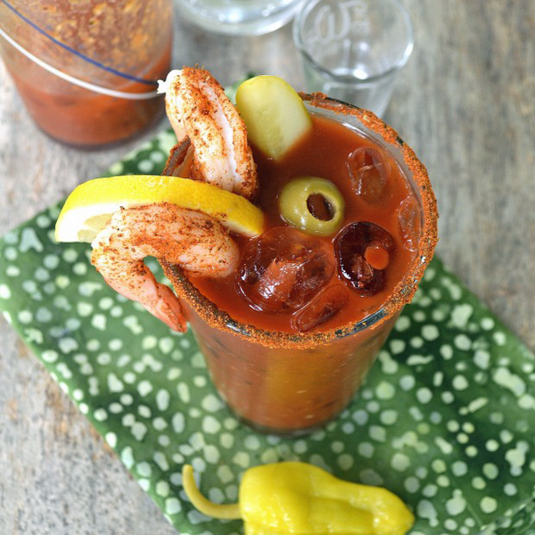 Ultimate Bloody Mary Recipe - Endless Weekend Cocktail Recipes