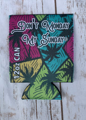 KOOZIES- PALM TREE DESIGN