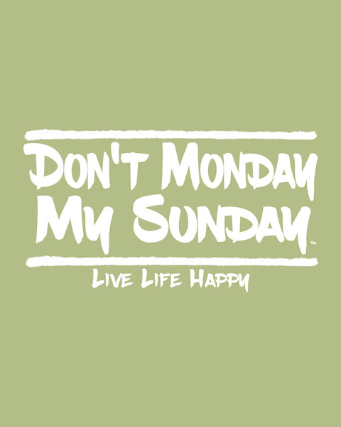 "DMMS Live Life Happy - 6"" Window Decal"