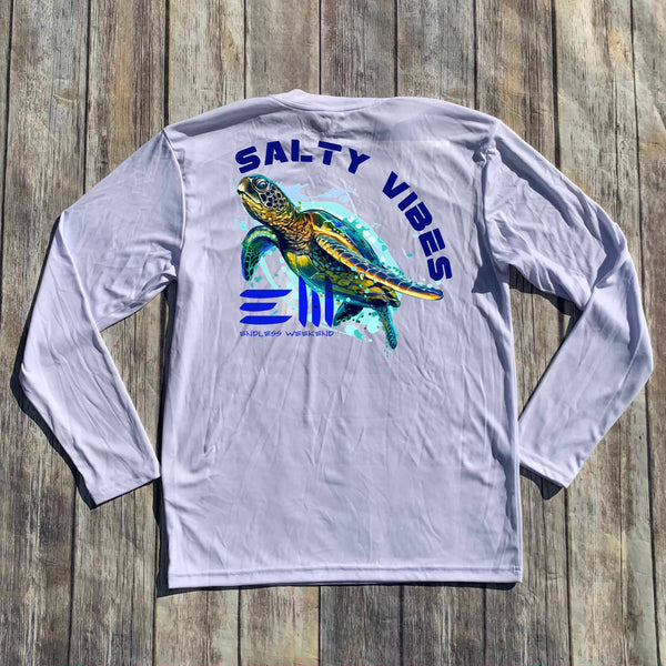 SALTY VIBES TURTLE