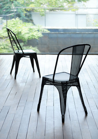 A Chair Perforated