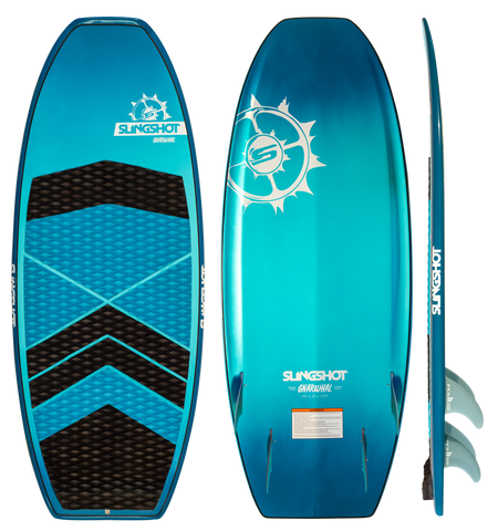 Gnarwhal 4'10''