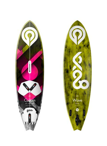 GOYA Custom Pro Surfwave Thruster