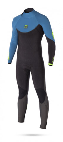 Crossfire Fullsuit back-zip (5/3)