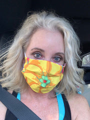 ORDER Cloth Mask Feminine OR Masculine HERE