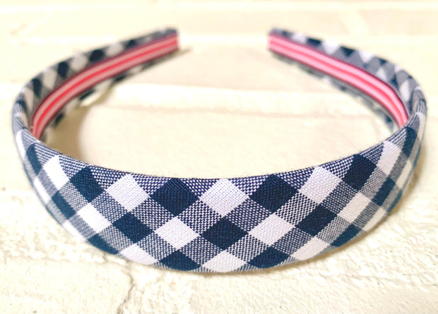 I'll Be Blue without You Navy Headbands