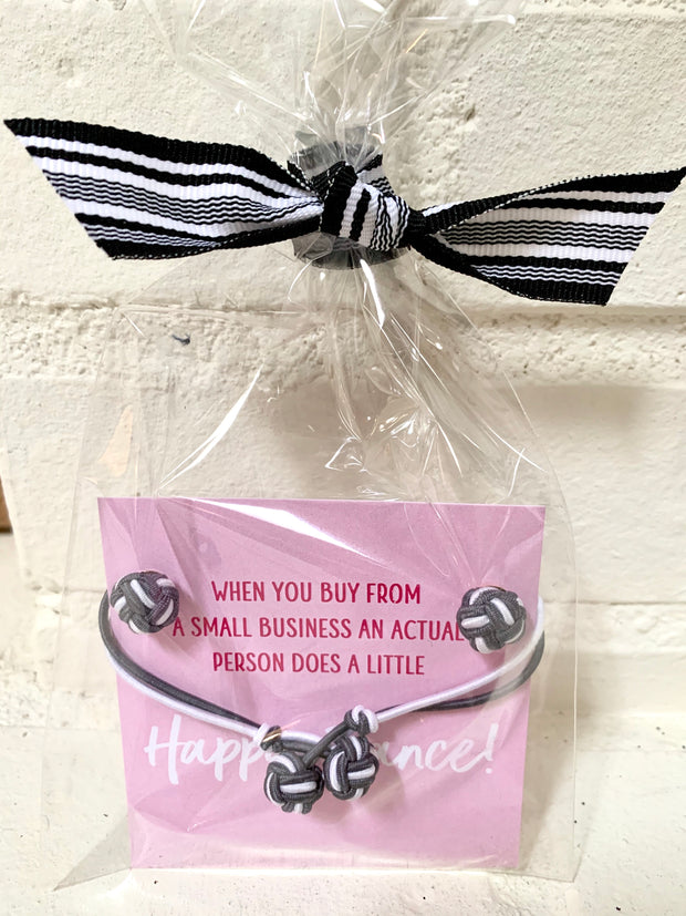Earring/Ponytail holder Gift Package