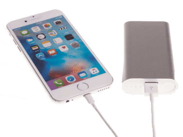 Power Tough Powerbank billig og hurtig opladning