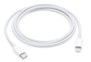 USB C Kabel | USB-C 3.1 Lightning Kabel til iPhone - 1 Meter