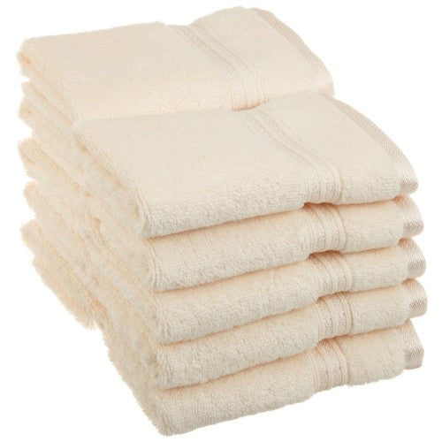 Modern Egyptian Cotton 10pc Face Towel Set