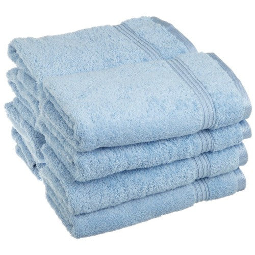 Modern Egyptian Cotton 8pc Face Towel Set